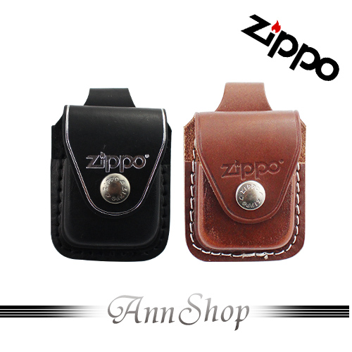 AnnShop【ZIPPO.打火機皮套-2色】銀飾精品專賣街頭酷炫禮物飾品LPCB-LPCBK