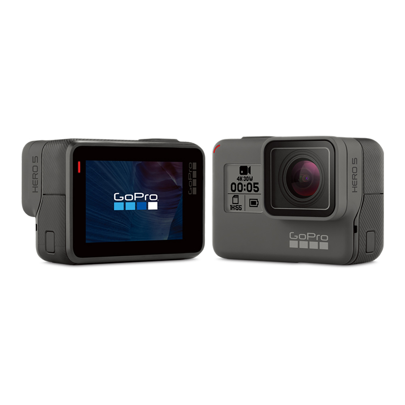 ◎相機專家◎ GoPro 現貨商品 HERO5 Black 極限攝影 防水 加購配件另優惠 CHDHX-501 公司貨