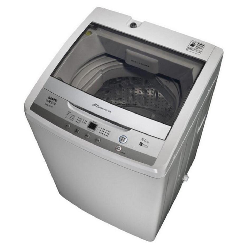 三洋 SANYO 8KG 單槽洗衣機 ASW-95HTB