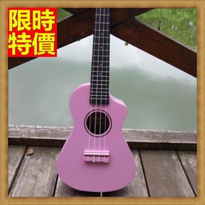 烏克麗麗 ukulele-缺角夏威夷吉他23吋椴木合板四弦琴弦樂器4色69x29【獨家進口】【米蘭精品】