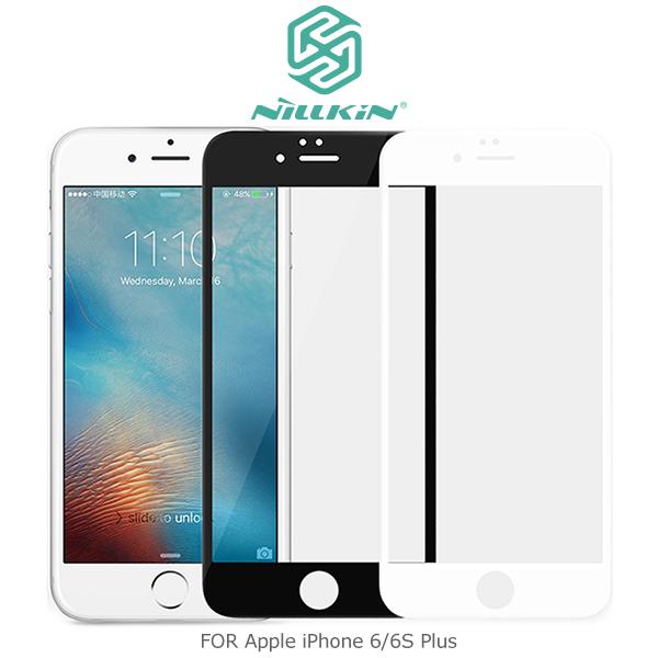 【愛瘋潮】NILLKIN Apple iPhone 6 Plus / 6S Plus AP+PRO 滿版玻璃貼 9H