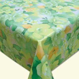 【花園】PVC防水貼合桌巾(130x130cm)