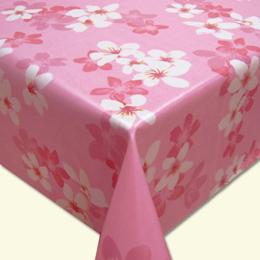 【梅花】PVC防水貼合桌巾(130x130cm)