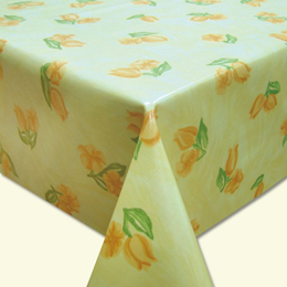 【風中花】PVC防水貼合桌巾(130x130cm)