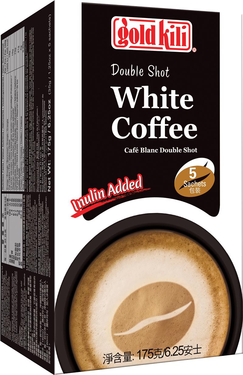 金麒麟特濃白咖啡-35公克*5包/盒