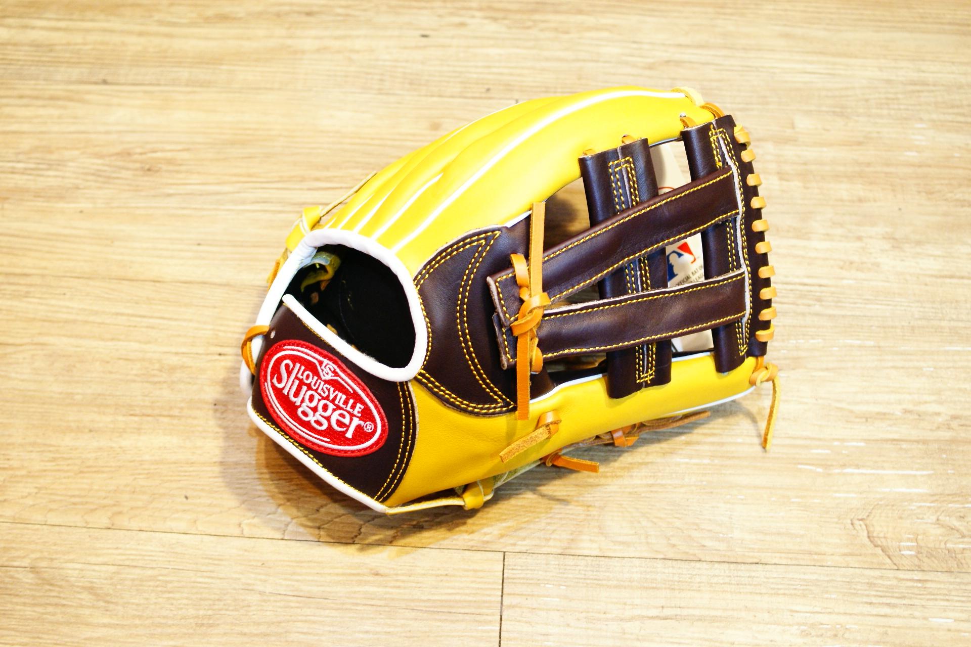 棒球世界 路易士Louisville Slugger (TPX) X-Remix 牛皮棒球手套 特價 V字檔