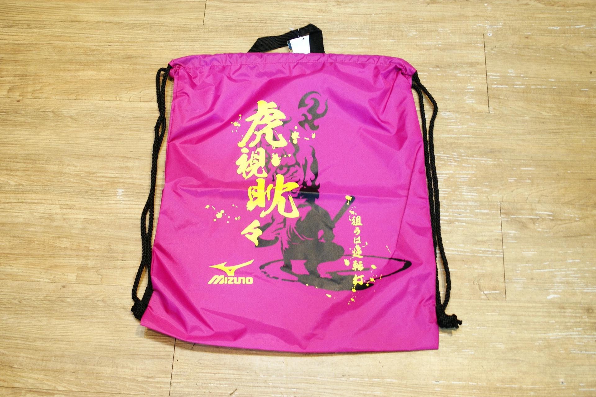 棒球世界 全新Mizuno美津濃原廠手套袋 特價虎視眈眈