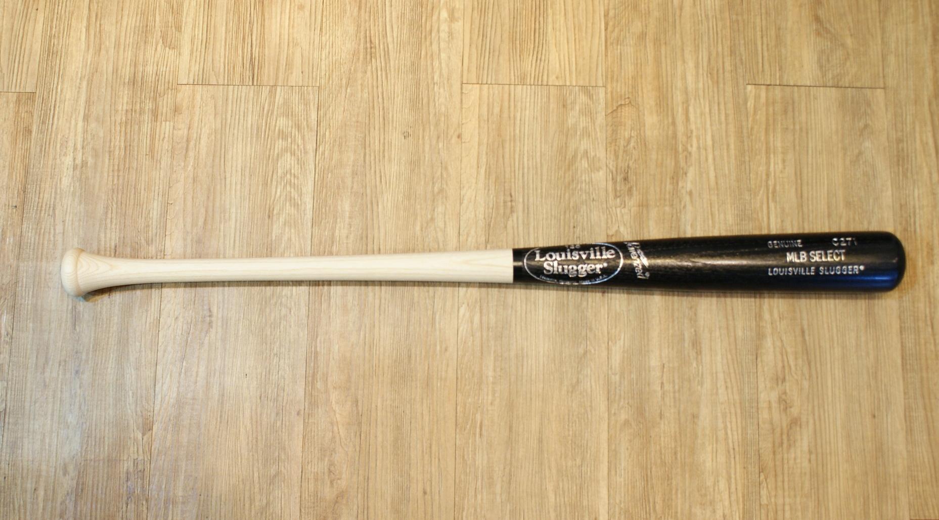 棒球世界 Louisville路易斯威爾 進口select C271白樺木棒球棒 特價
