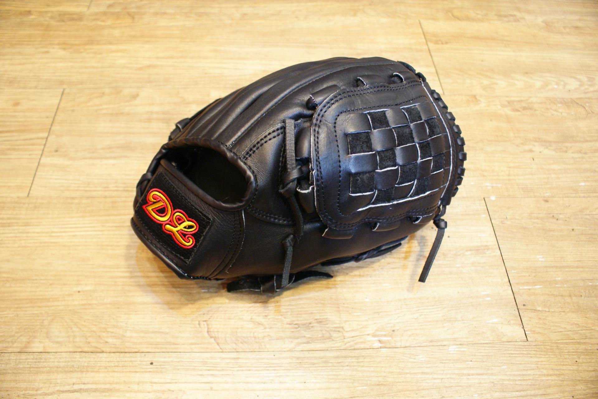 〈棒球世界〉全新DL166 棒壘球手套 最平價的真皮手套 送手套袋
