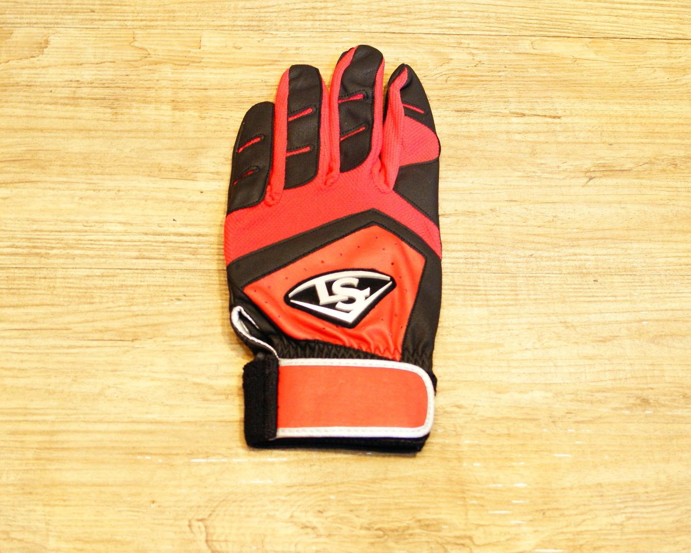 棒球世界 14年Louisville 路易士進口打擊手套 特價 只有XL號
