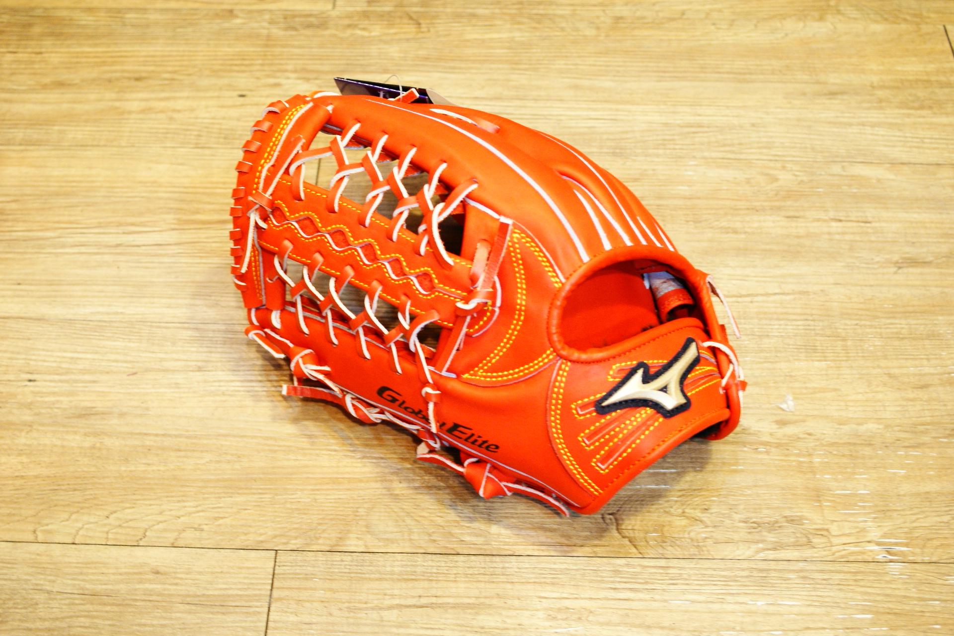 棒球世界 Mizuno 美津濃 2015年上半季 GLOBAL ELITE 硬式外野手套左撇子用