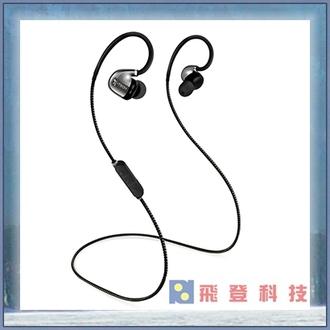 【掛頸式耳機】I-Tech MusicBand Shine 金屬色澤 好音質 防水 專業級隔音 藍芽耳機 含稅開發票公司貨