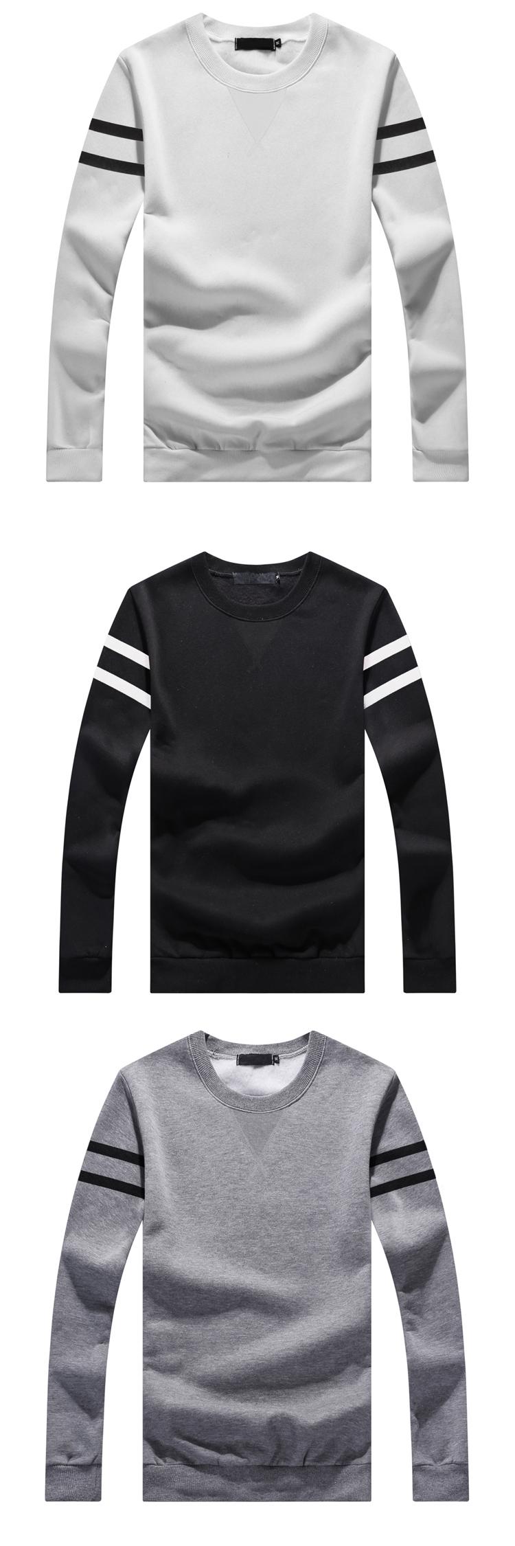 刷毛T恤.帽T.T-Shirt 情侶T恤. 暖暖刷毛.MIT台灣製.袖雙線刷毛圓領刷毛T【T5874】艾咪E舖