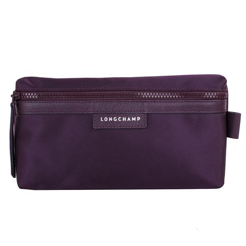 【LONGCHAMP】 LE PLIAGE NEO 系列 化妝包 - 紫色