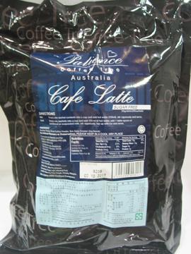 天然磨坊~即溶無糖拿鐵咖啡(伊斯蘭教食品認證)400公克/包