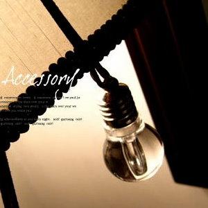美麗大街【PLGA189】燈泡造型項鍊