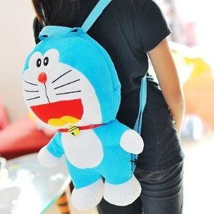 美麗大街【101112620】兒童最愛多拉A夢 小叮噹造型後背包