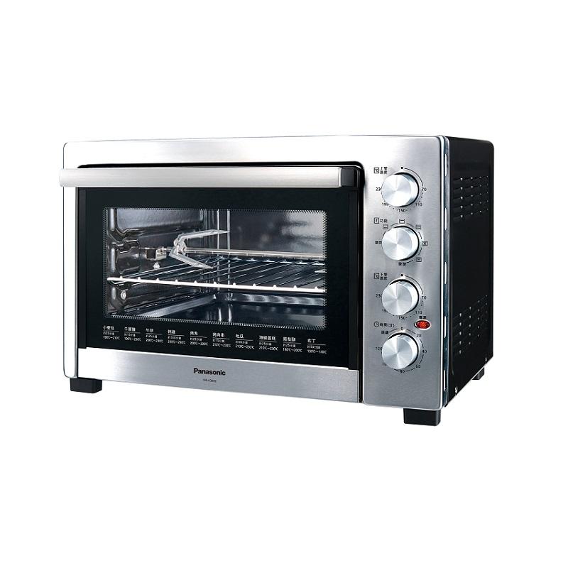 【Panasonic 國際牌】38L雙溫控發酵烤箱/NB-H3800