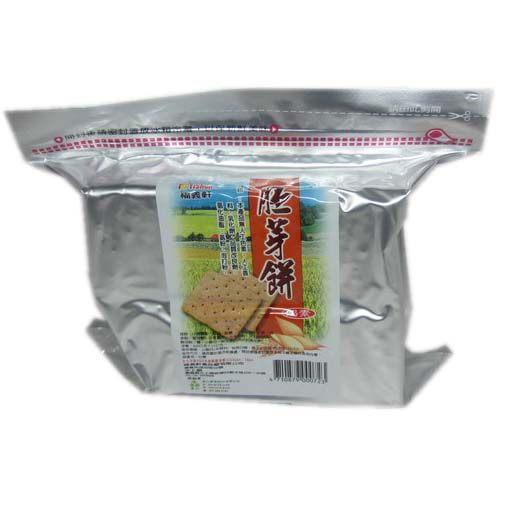 福義軒胚芽餅600g/包(里仁門市都有在賣喔)