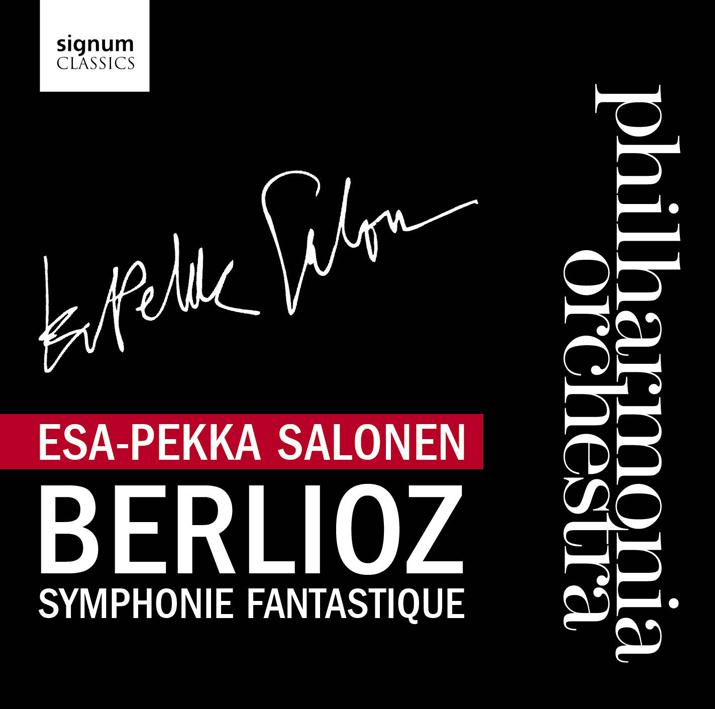 signum 沙隆年(Esa-Pekka Salonen)/白遼士:「幻想」交響曲(Berlioz:Symphonie Fantastique)【1CD】
