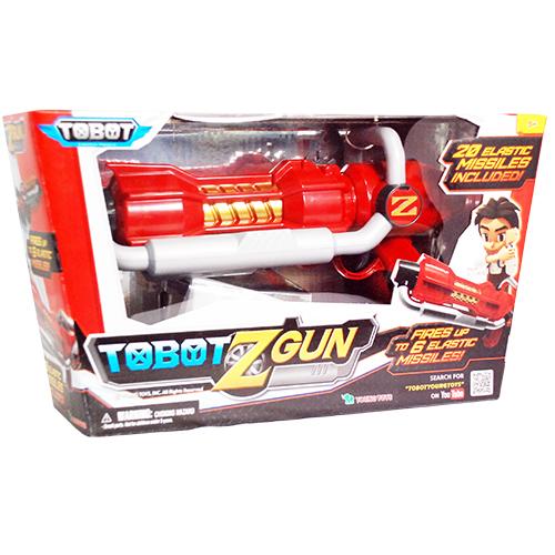 ★衛立兒生活館★TOBOT 機器戰士 Z 雷射槍