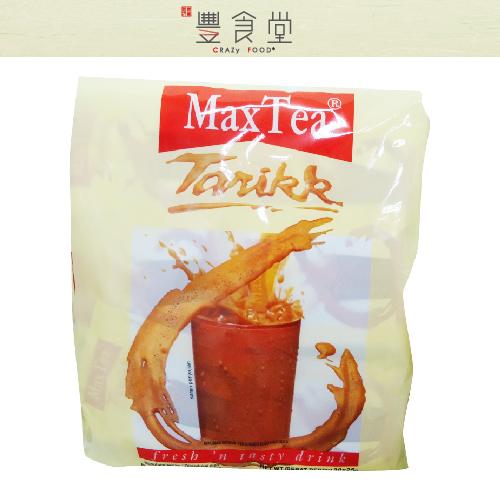 【團購美食】MaxTea Tarikk 泡泡奶茶 印尼拉茶