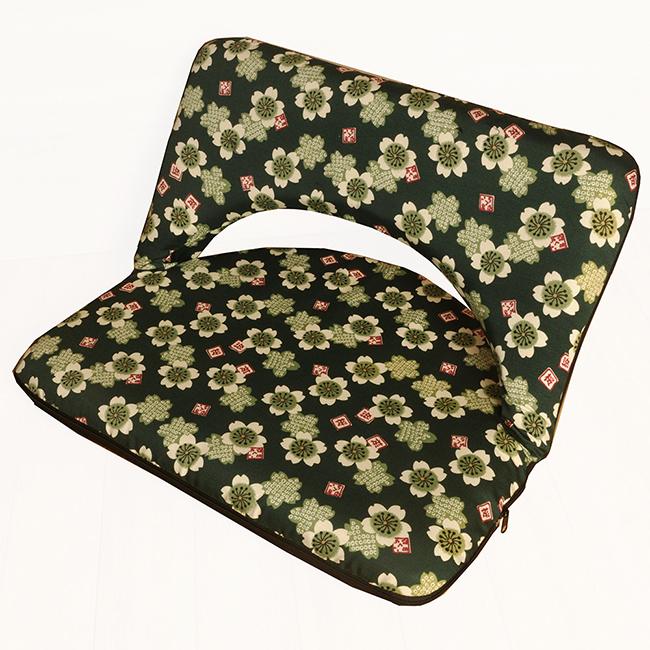 【凱堡】禪風櫻緣方型和室椅J08029