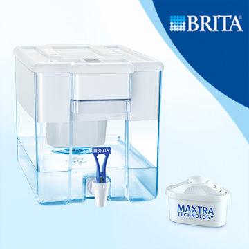 [淨園] 德國 BRITA Optimax cool 8.5L大容量濾水箱 (內含一支濾芯)超大容量居家辦公室皆適用