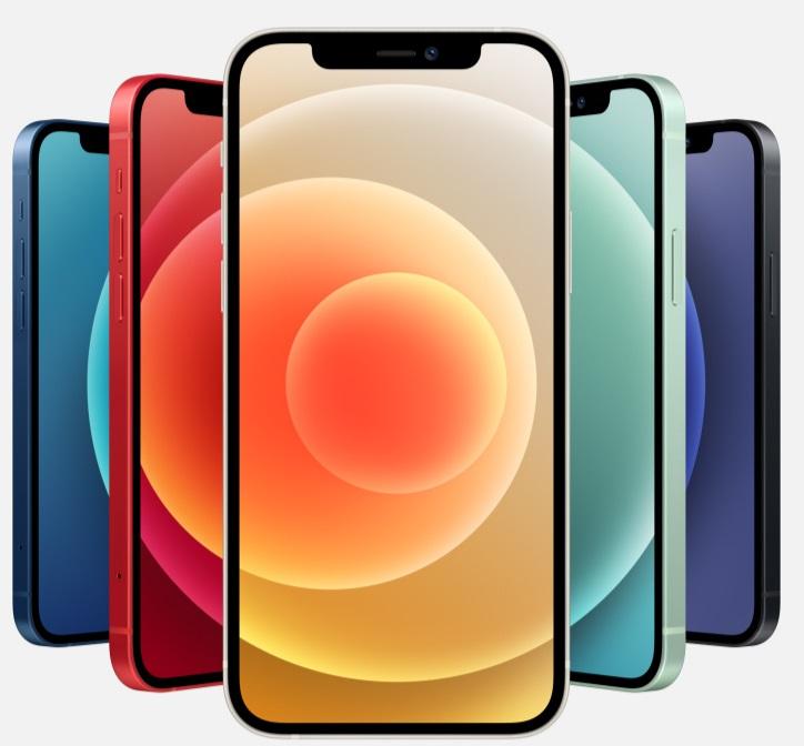 具備 5G 網速、智慧型手機最快速的 A14 仿生晶片、 全面延伸的 OLED 顯示器,擁有四倍耐摔優異表現的超瓷晶盾,還能讓你在每個相機上使用「夜間」模式。 iPhone 12 樣樣俱全,並以兩款完美尺寸呈現。