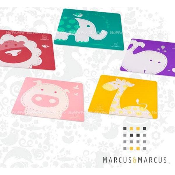 加拿大 Marcus & Marcus 動物樂園矽膠餐墊 329936
