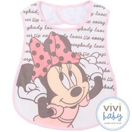 ViViBaby - Disney迪士尼甜美米妮大圍兜