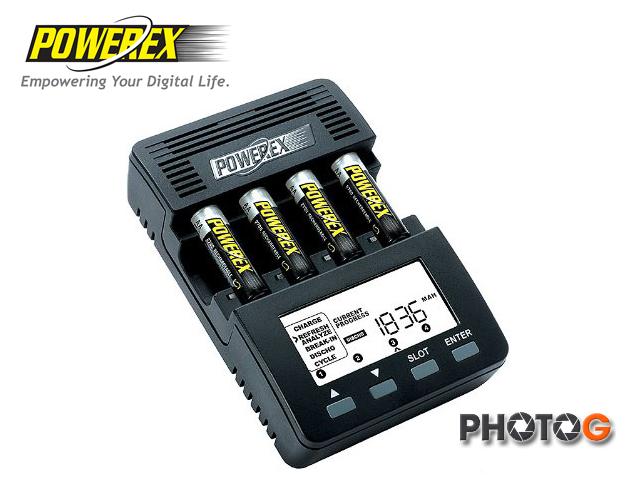 MAHA-POWEREX MH-C9000 智慧型充電池分析師 鎳氫電池容量分析師充電器  (台灣製造)