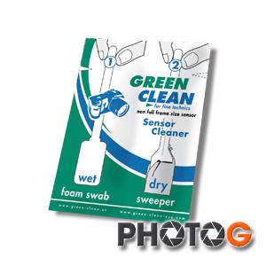 GREEN CLEAN 綠色清潔 SC-4070 CMOS CCD 感光元件乾濕清潔(小)適用 APS-C 相機 7D 7DMK2 700D D5500 D7100 (總代理彩宣公司)