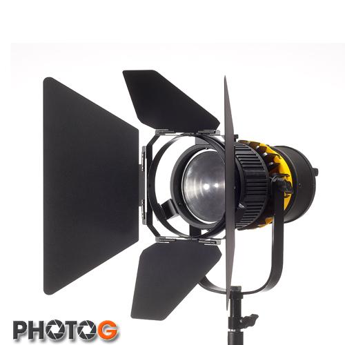 VISIO 光揚 B-100 WP 攝影燈 標配組 B100 LED 持續燈 聚光燈 變焦 防水 2萬 LUX 公司貨 MIT 台灣製
