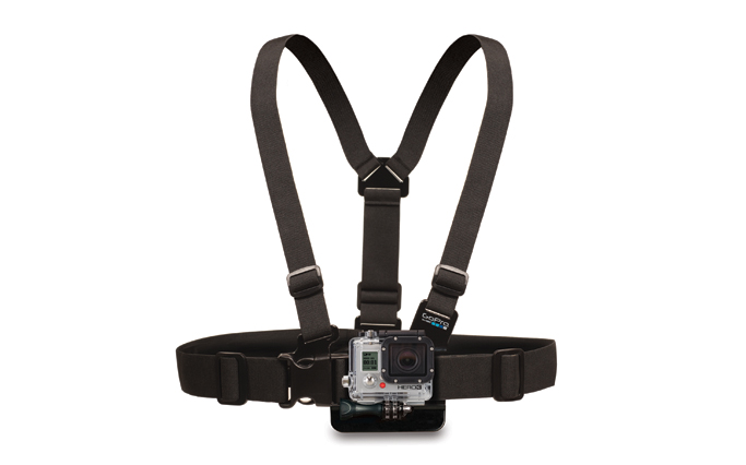 GoPro 胸前綁帶-大 GCHM30-001 成人用 另有孩童版 (台閔公司貨)