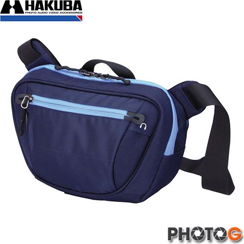 HAKUBA LUFTDESIGN ZIP MESSENGER SW S NAVY 海軍藍 HA24961CN 單肩 側背包 攝影包