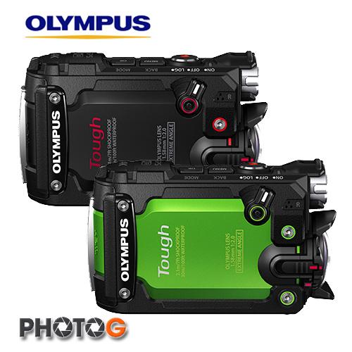 Olympus STYLUS TG-Tracker 防水 抗震 抗寒 GPS 方位 深度 顯示 極限版 wifi  (公司貨)