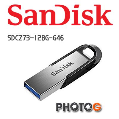 SanDisk Ultra Flair? USB 3.0 隨身碟 CZ73 cz73 128g 128G 隨身碟 USB 3.0 版本 SDCZ73-128G-G46 (公司貨) 傳輸速度達 150M..