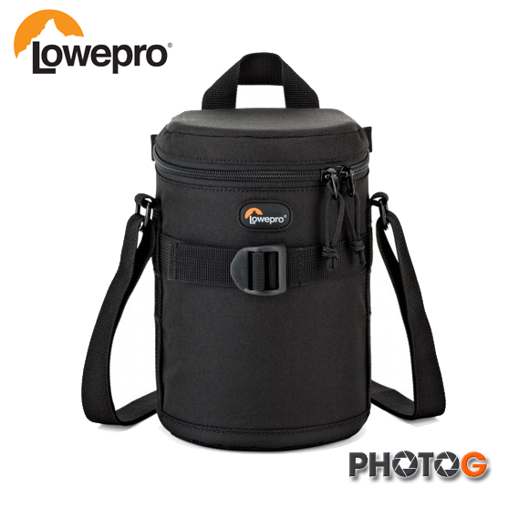 Lowepro 11 x 18 鏡頭交換袋 E2 型 lens case 鏡頭包 鏡頭袋 適用 中長焦段鏡頭 4/3 40-150mm  (立福公司貨)
