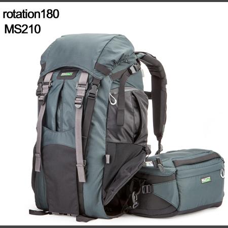 MindShift Gear 曼德士 rotation180 ms210 專業攝影登山包 (附防水雨罩、腳架袋) 彩宣公司貨