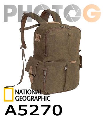National Geographic 國家地理頻道 非洲系列 AFRICA NG A5270 中型後背相機包