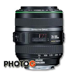 Canon EF 70-300mm F4.5-5.6 DO IS USM 望遠變焦鏡頭(70-300;彩虹公司貨)