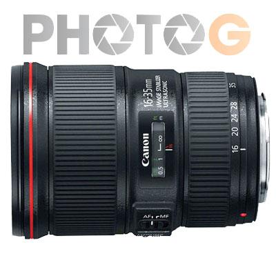 【送Red Line 多功能後背包】Canon EF 16-35 / 16-35mm f/4L IS USM 變焦鏡頭 (公司貨)