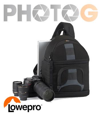 Lowepro SlingShot 350 AW 彈弓手 懸吊式側肩 背包 專業攝影背包