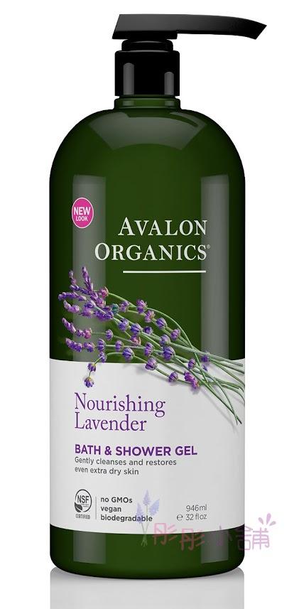 【彤彤小舖】Avalon Organic 有機薰衣草精油 草本泡澡沐浴凝膠 32oz /946ml美國進口