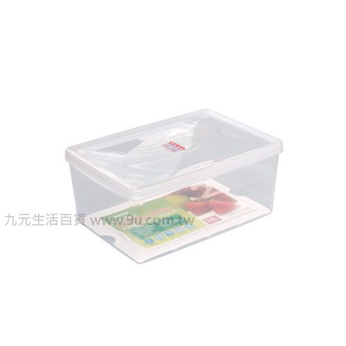 【九元生活百貨】聯府 LF-02 名廚2號長型保鮮盒 LF02