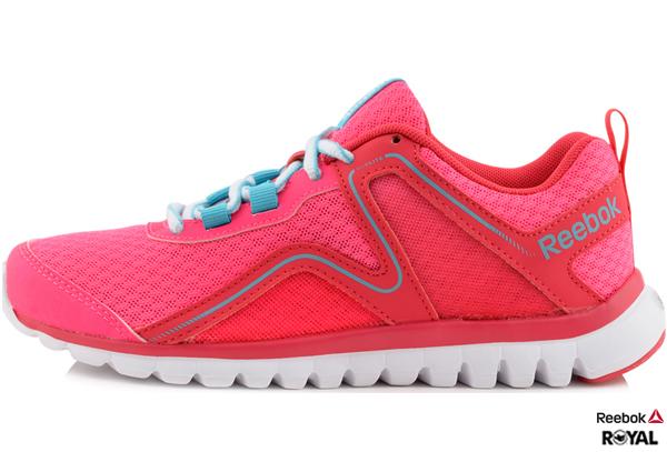 Reebok 新竹皇家 SUBLITE ESCAPE 2.0 桃紅 Running 慢跑鞋 女款 NO.I5514