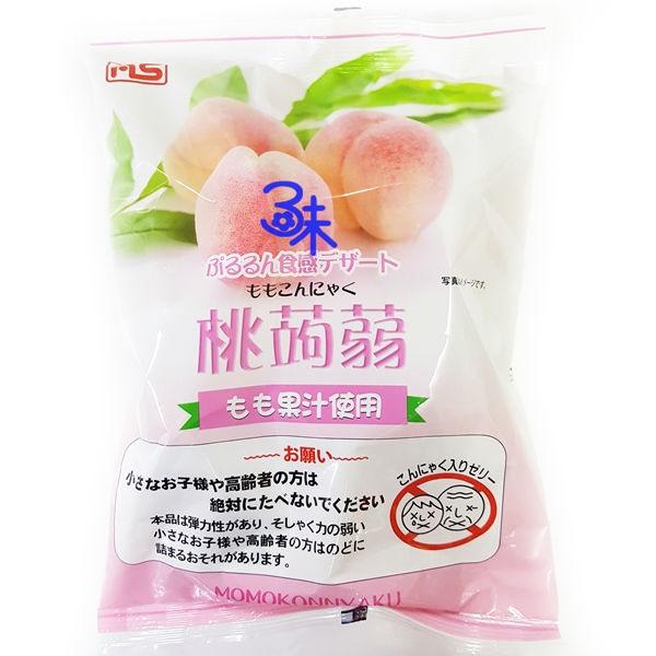 (日本) asfoods 蒟蒻果凍-蜜桃 1包 216公克 (24g*9個) 特價 57 元 【4905491258069】 (as蒟蒻果凍 AS 蜜桃蒟蒻果凍 )