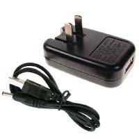 【aife life】AC轉USB變壓器110-240V轉DC5V國際電壓,各種鋰電的MP3/MP4,手機/電子鐘都很適用喔