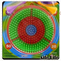 【aife life】兒童安全飛鏢標靶組/飛鏢盤/手眼協調/射靶,親子互動,可經由家長與孩子的遊戲中訓練小孩的手眼協調能力,增進親子關係!!